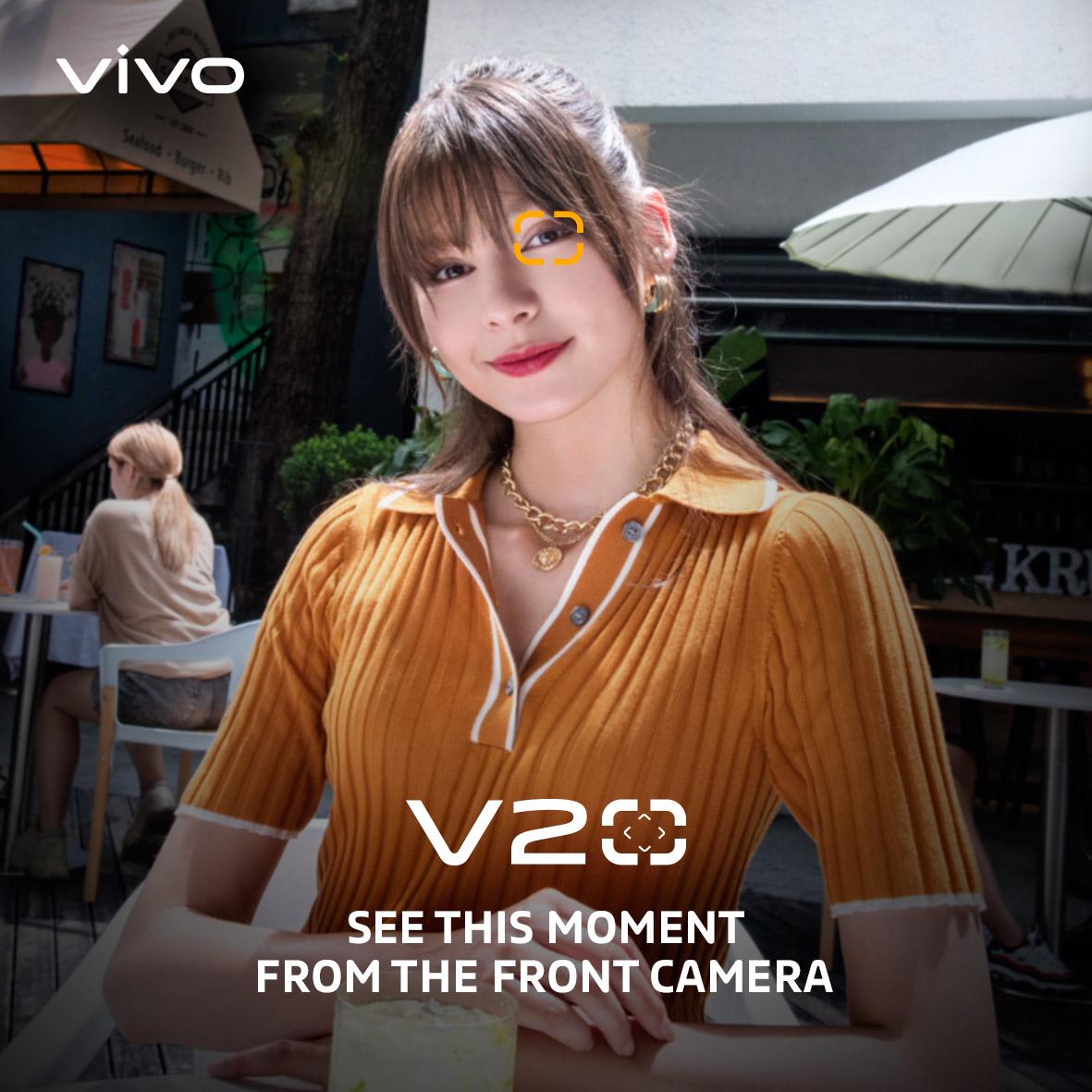 旅游拍照挤人头还没C位?有了vivo人眼追焦技术,拍照你就是焦点 1