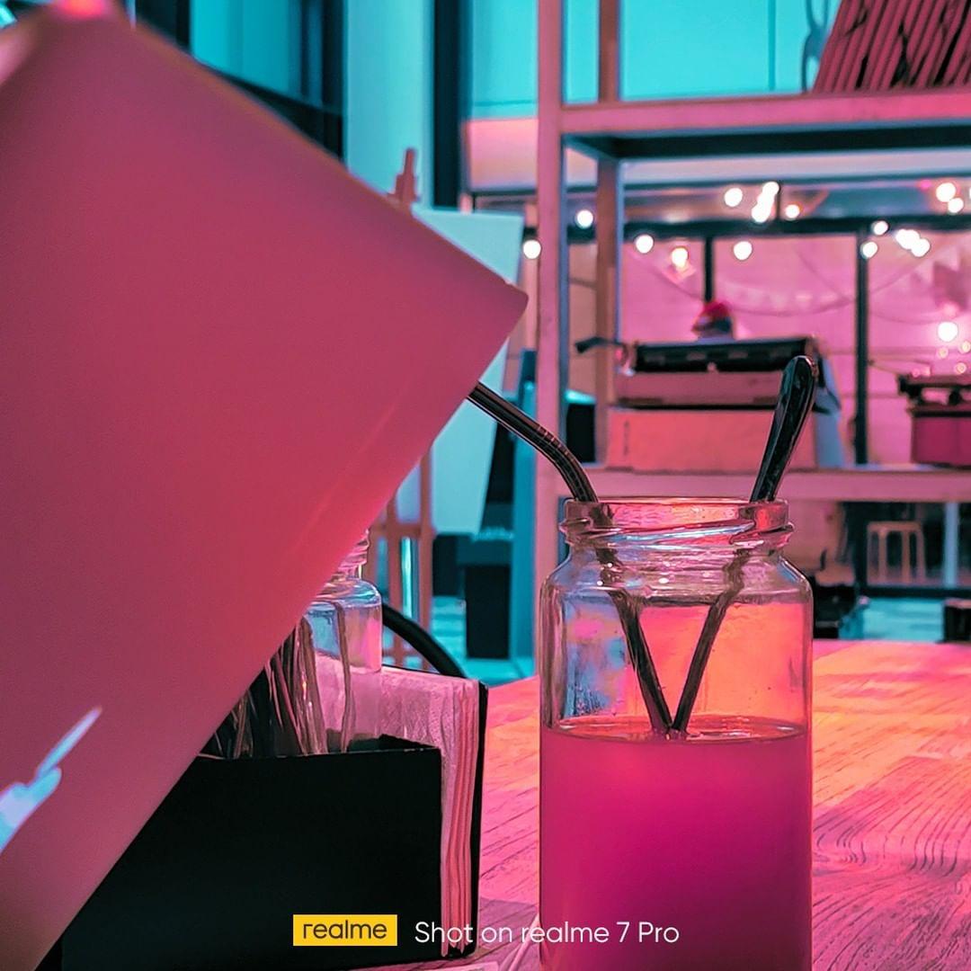 绝佳手感和高端大气质感的完美融合:realme 7 Pro Special Edition 皮革版潮机登场! 8