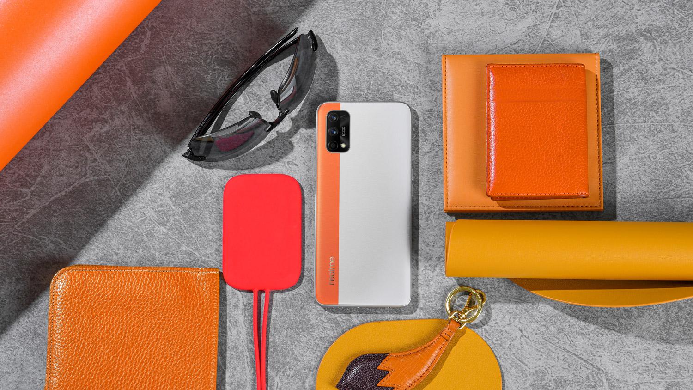 绝佳手感和高端大气质感的完美融合:realme 7 Pro Special Edition 皮革版潮机登场! 4