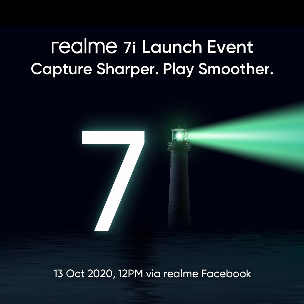 黑科技满载的时尚潮机realme 7i:AI 64MP超清四摄! 6