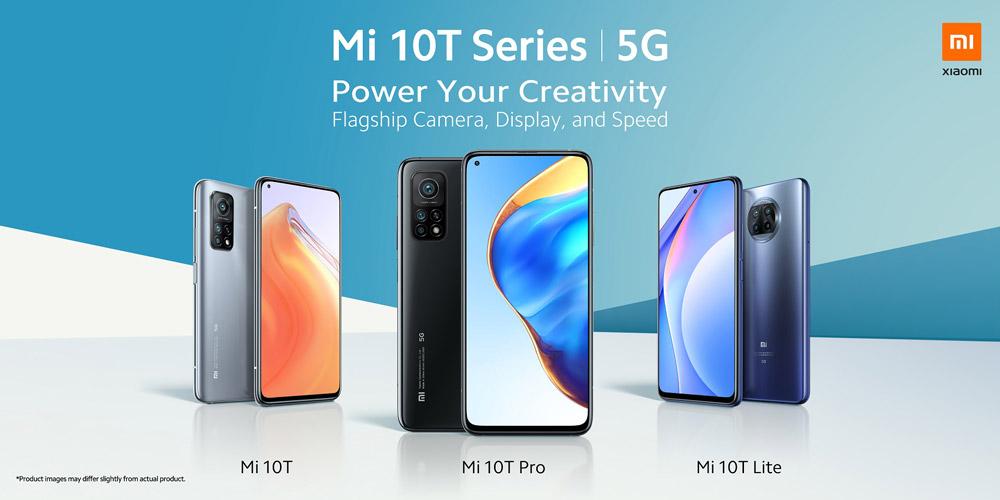 小米10T系列正式发布