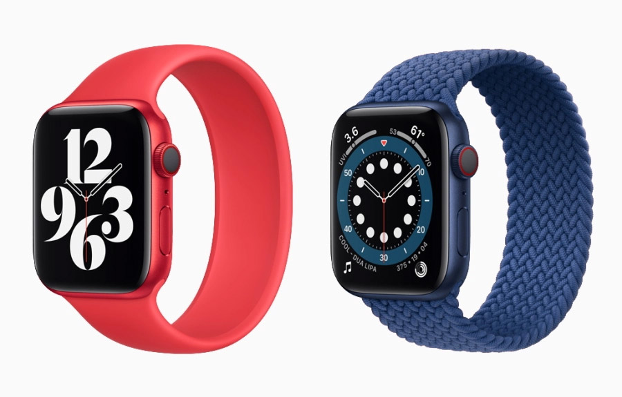 大马Apple Watch Series 6