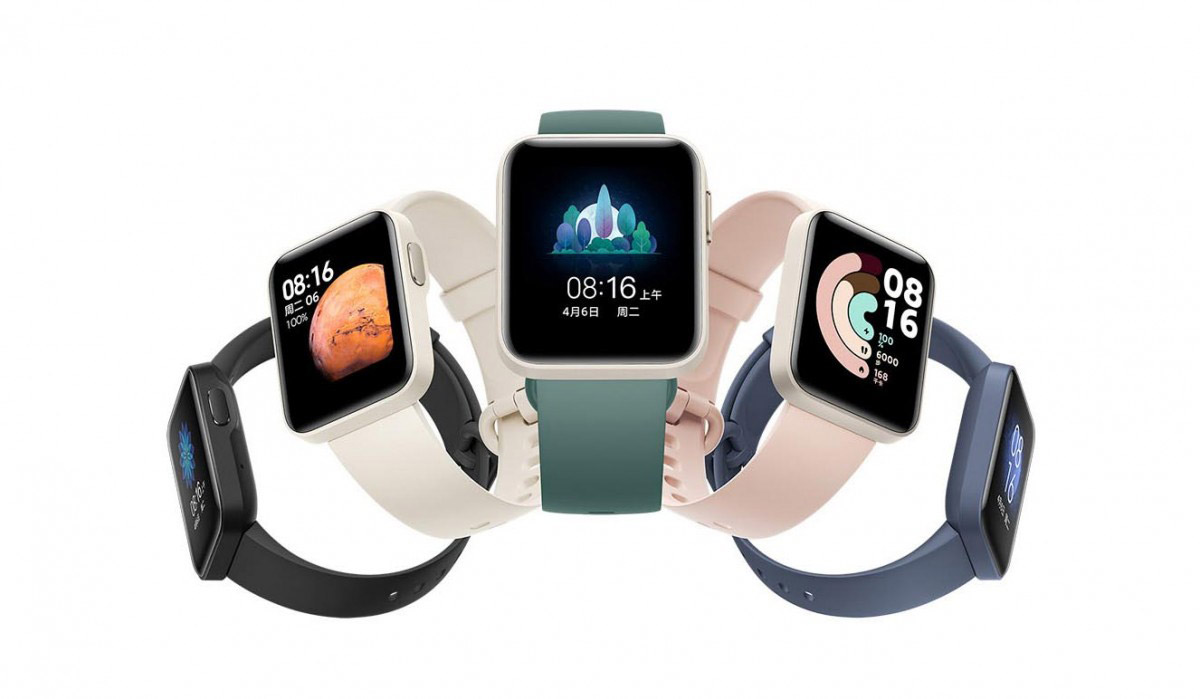 Redmi Watch发布