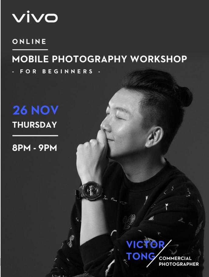 vivo携手马来西亚国际摄影师 Victor Tong