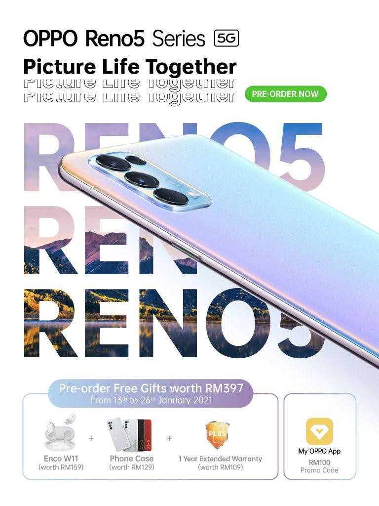 年度最美5G手机!OPPO Reno5系列10大亮点分析:看了你会忍不住想买! 14