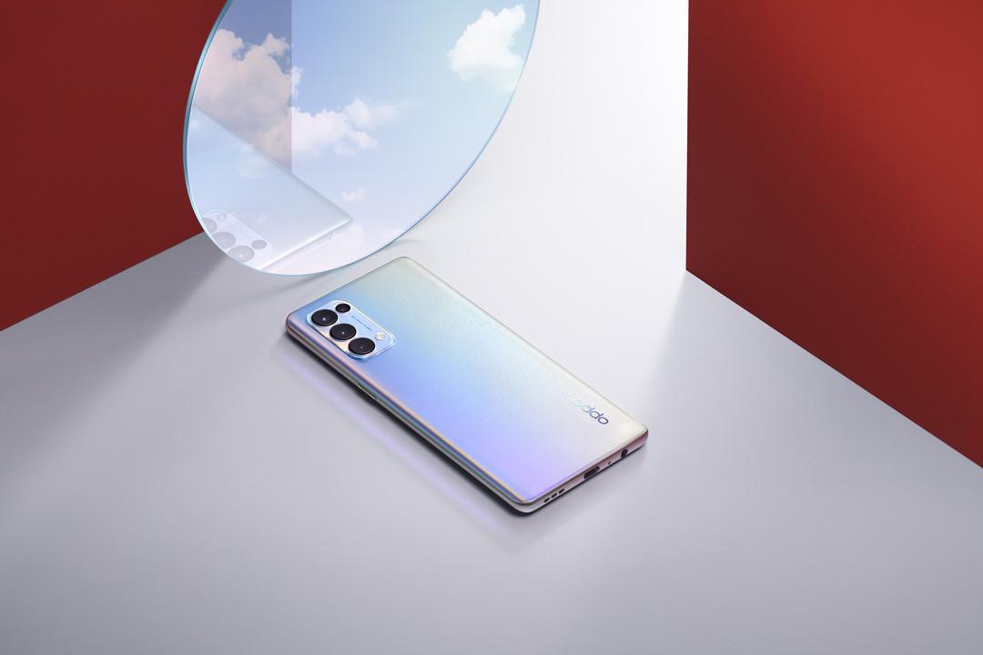 年度最美5G手机!OPPO Reno5系列10大亮点分析:看了你会忍不住想买! 10