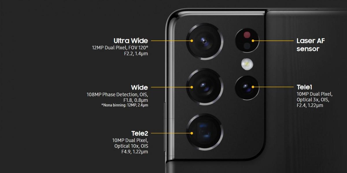 三星Galaxy S21系列发布:大马售价RM3699起! 13