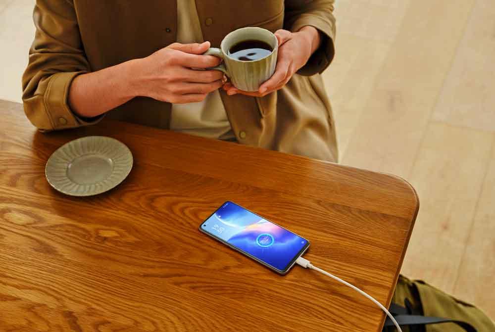 年度最美5G手机!OPPO Reno5系列10大亮点分析:看了你会忍不住想买! 12