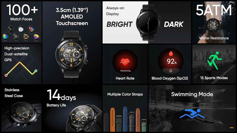 大马realme watch S Pro发布,售价RM599! 1