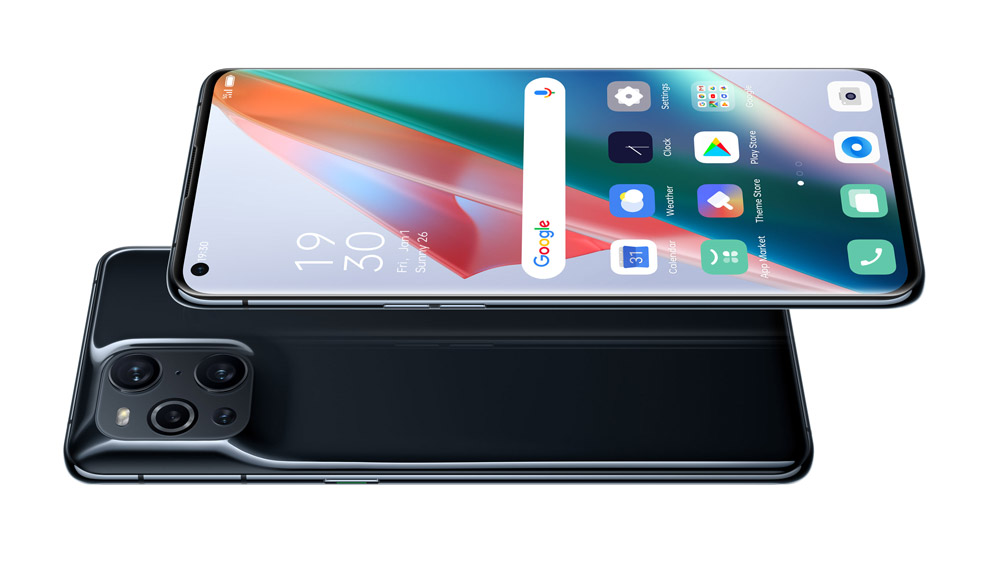 OPPO FindX3 Pro 5G十年磨一剑,Galaxy S21 Ultra机皇地位动摇! 3