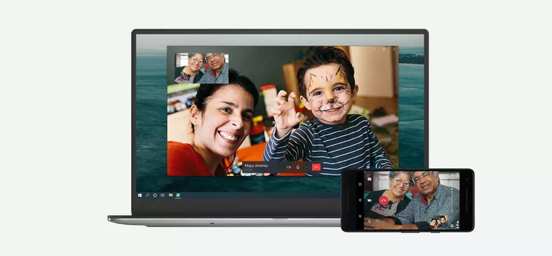 WhatsApp桌面版加入语音和视频通话功能