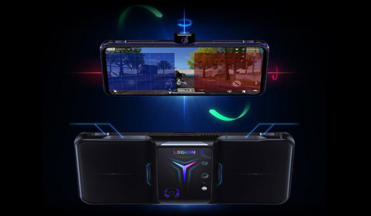 Lenovo Legion 2 Pro游戏手机中国发布