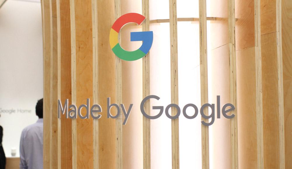 Google Store 谷歌首家实体门店