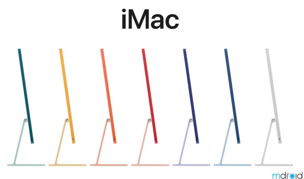 大马Apple iMac 2021开卖:售价RM5599起! 1