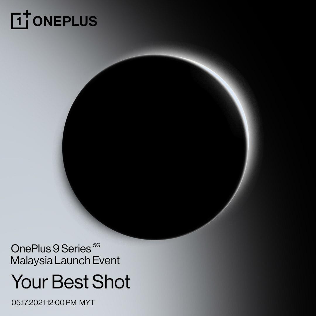 大马OnePlus 9系列将于5月17日发布