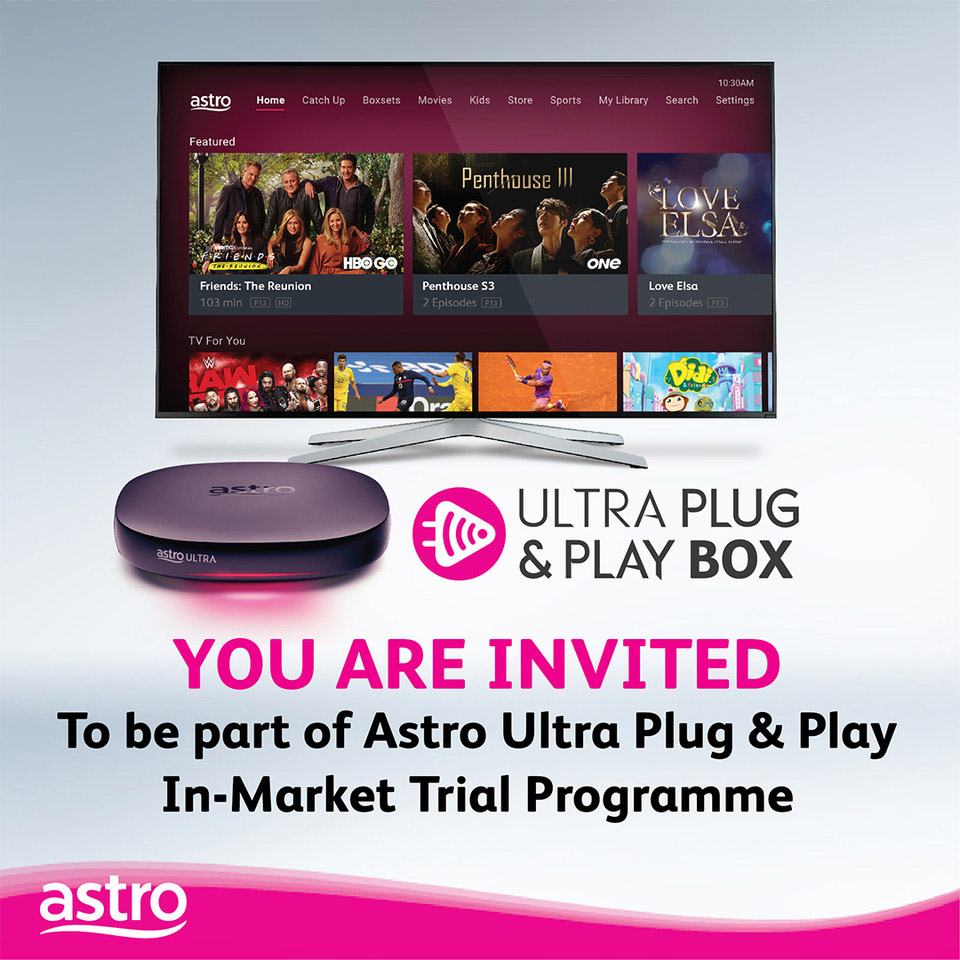 Astro Ultra Plug and Play Box开放公测