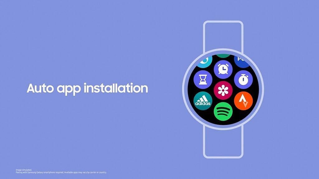 Samsung One UI Watch发布