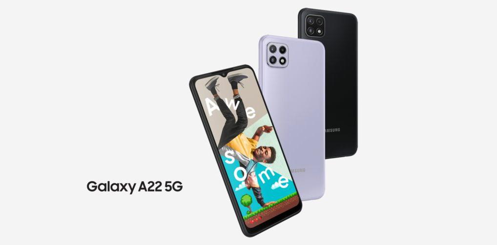 大马Galaxy A22 5G开启预购