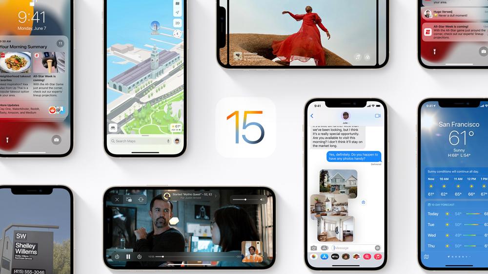 大部分iOS 15新功能仅提供给iPhone XS