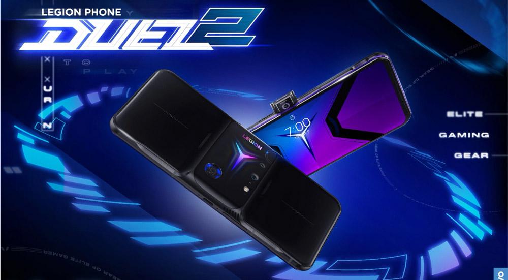 大马Lenovo Legion Phone Duel 2发布