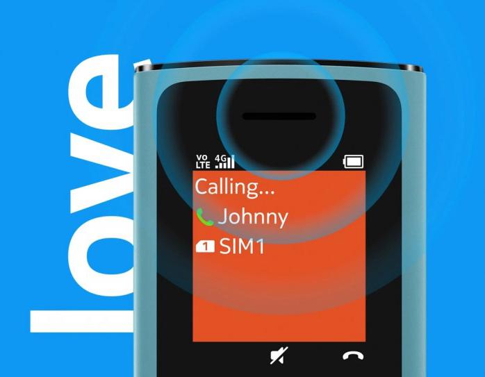 Nokia 110 4G、105 4G发布:支持4G但不能上网的功能机! 1