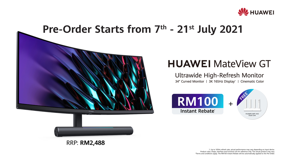 大马HUAWEI nova 8i发布:售价RM1299! 2