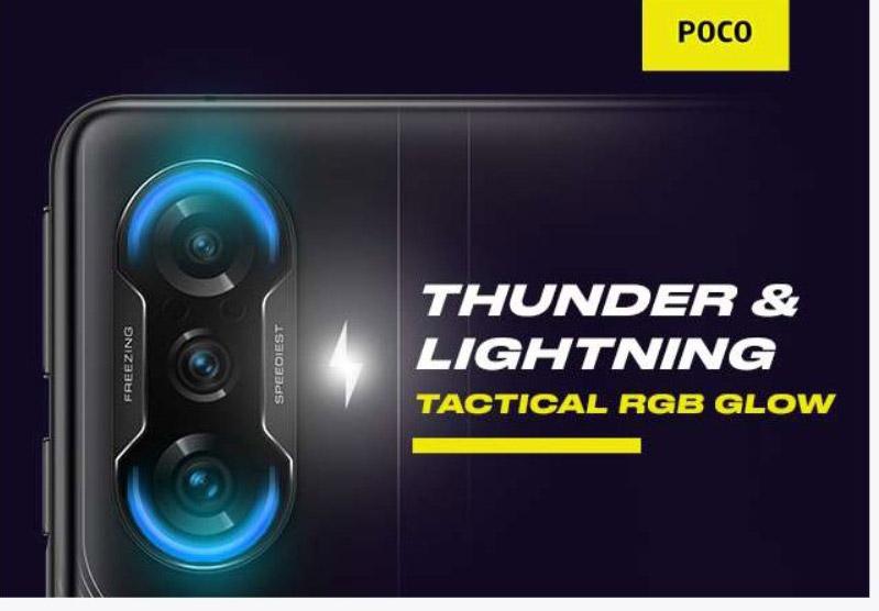 POCO F3 GT印度发布