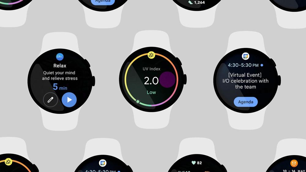 Google放出Wear OS 3升级名单