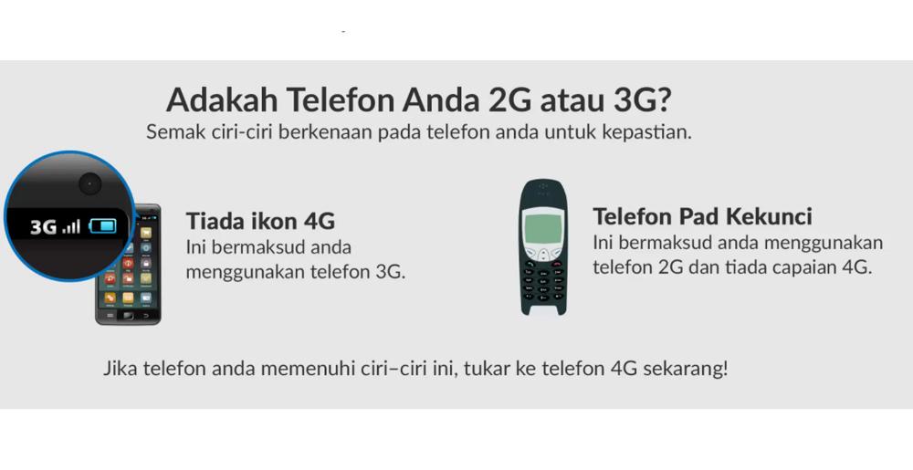 Celcom 提供免费4G SIM卡更换服务