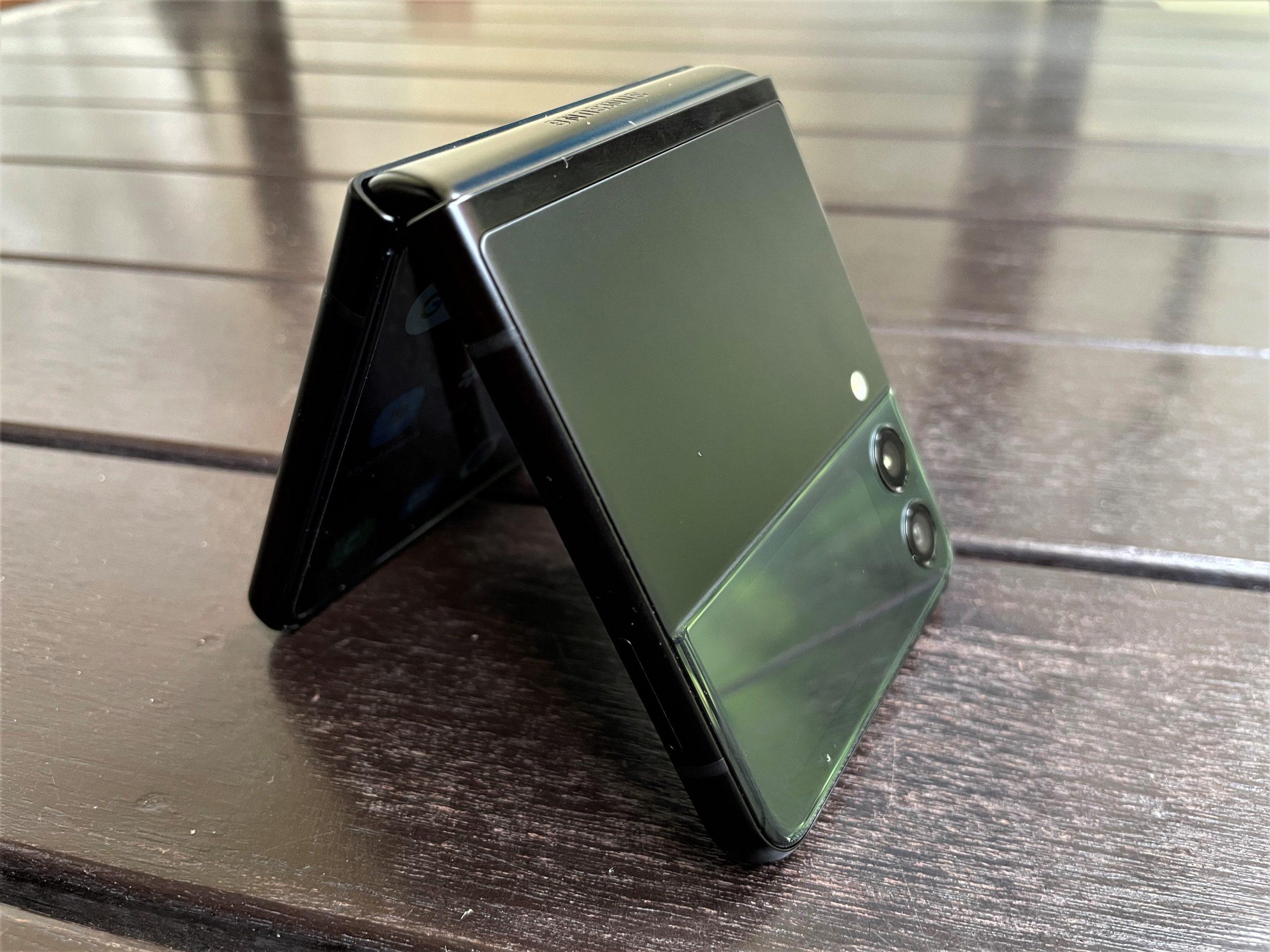 三星Galaxy Z Flip 3 使用14天后心得分享