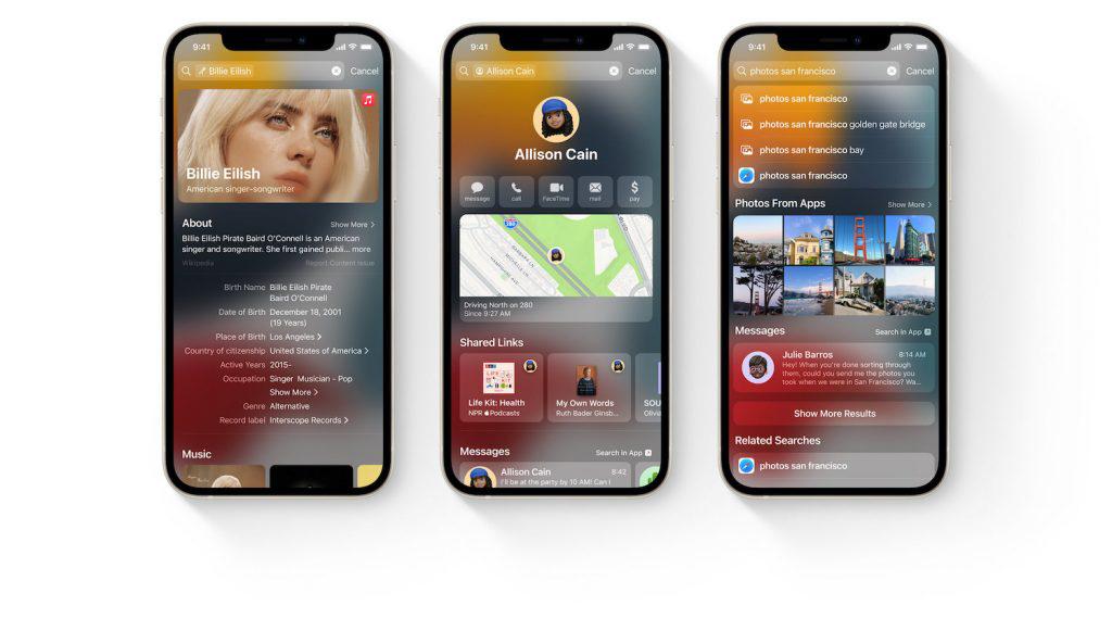 iOS 15、iPadOS 15将在9月21日在大马推送 2
