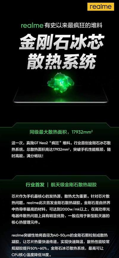 realme GT Neo2配置确定:骁龙870+5000 mAh+65W! 3