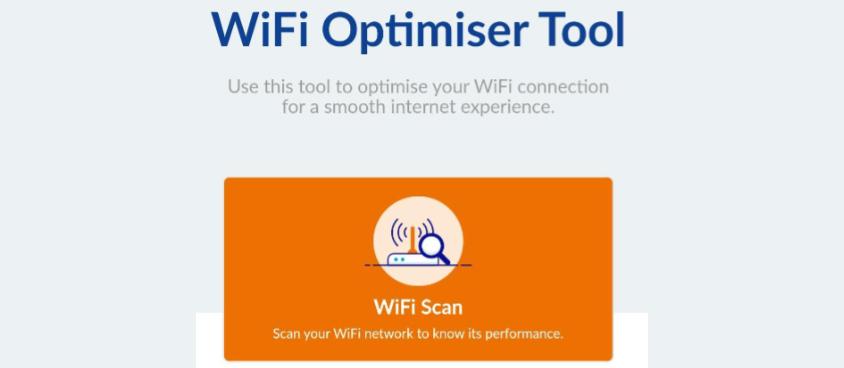 WiFi连接弱