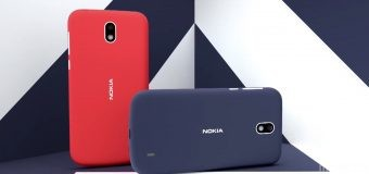 (MWC2018)Nokia 1发布:一款运行Android Go入门手机!